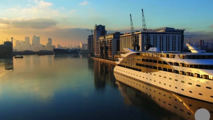 Gallions Point: a new riverside neighbourhood in London's emerging financial district