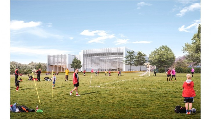 New £38m Winchester leisure centre secures planning approval