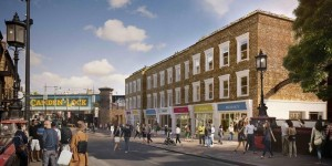 Vision for Hawley Wharf Camden development unveiled