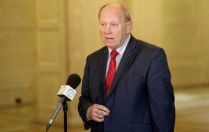 TUV leader Jim Allister launched the legal challenge