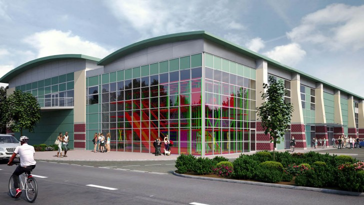ISG's 'ship in a bottle' attempt on Monmouth Leisure Centre
