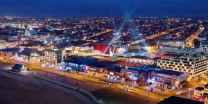 £300m 'Chariots of the Gods' leisure development for Blackpool