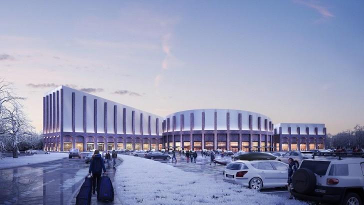 Swindon, UK: plans approved for £270m indoor ski centre