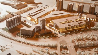 Glasgow: plans unveiled for £100m leisure site on banks of River Clyde