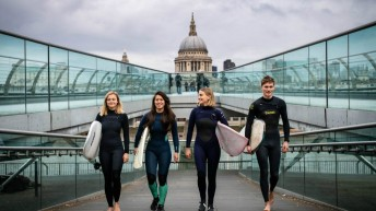 £40m for London to host UK's first surfing venue