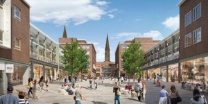 Multiple developments, including leisure, to transform Coventry cityscape