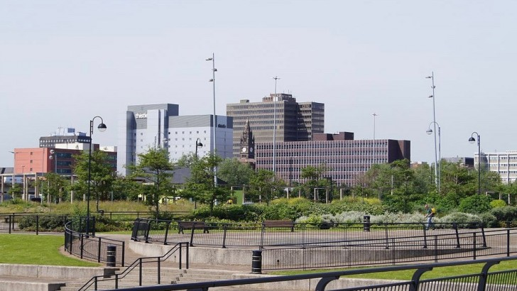 Middlesbrough: changes proposed to make it a 'real' city centre