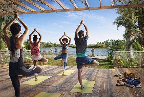 Florida: $3bn major new neighbourhood puts its residents' health first