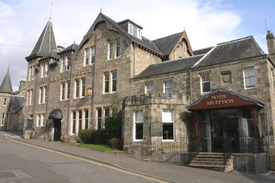 Scotland: Irish group buys third Perthshire hotel