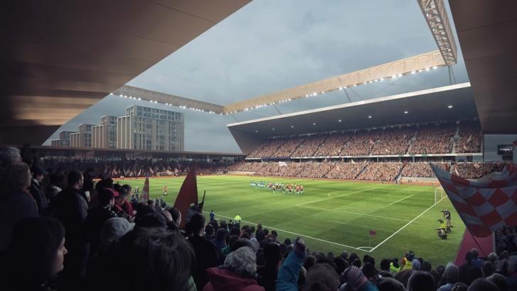 Luton Town stadium proposal wins 'first leg' of planning battle