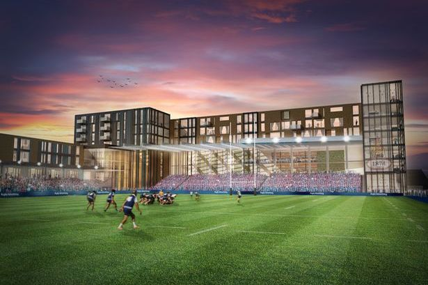 Coventry Rugby arena plans include new housing and 'elite' facilities