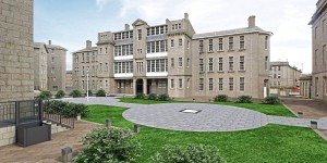 Aberdeen: £10m transformation from hospital to hotel