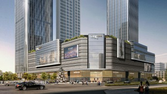 """Hello, Changchun"": International collaboration to design mixed-use complex"