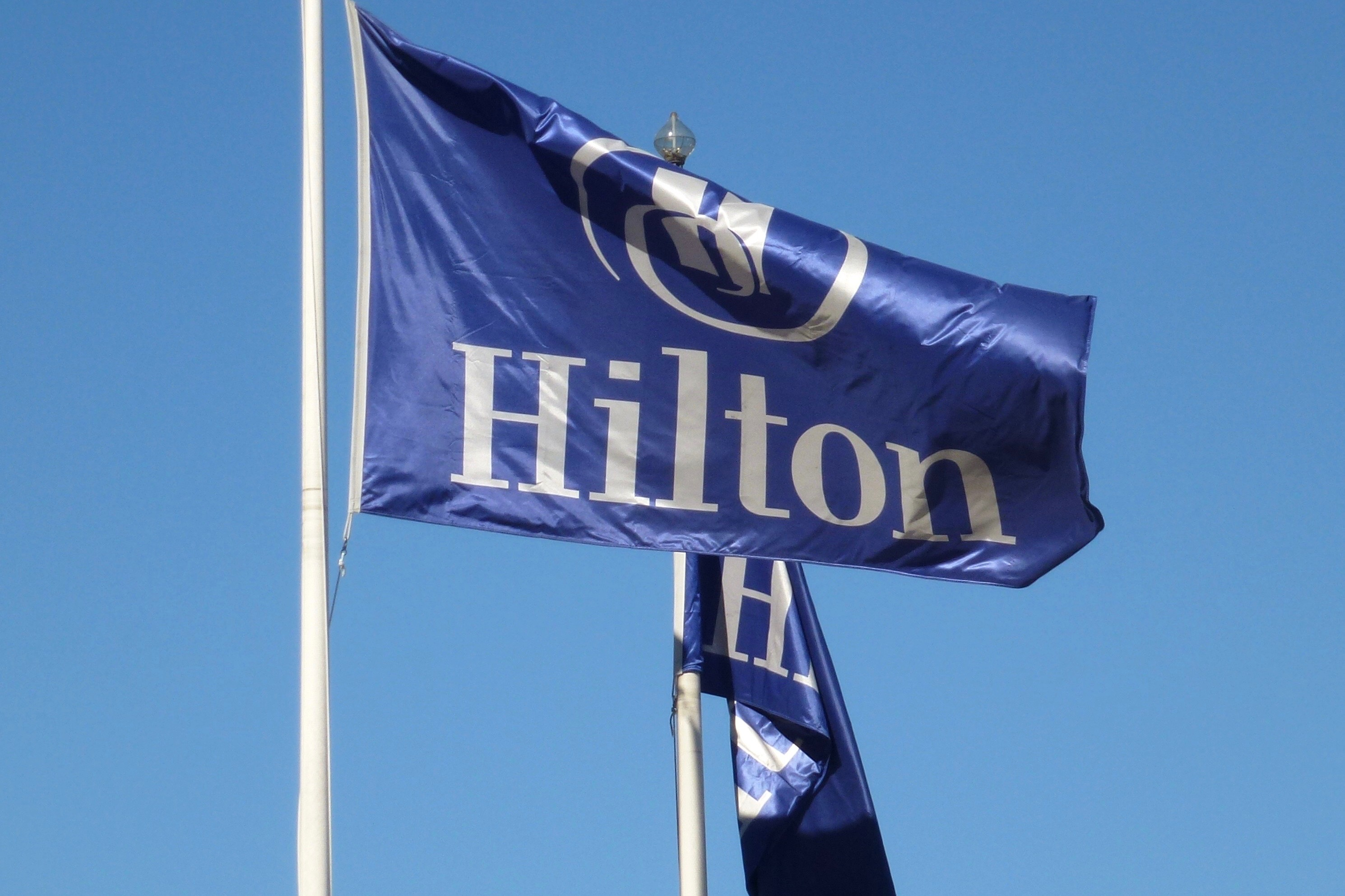 Hilton flags –Wikimedia Commons