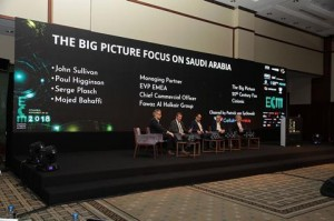 Image source: ECM2018 The emerging cinema markets conference