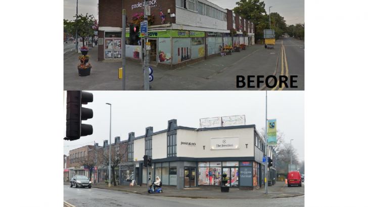 """Stoke-on-Trent: how to create a """"high quality retail"""" retail parade"""