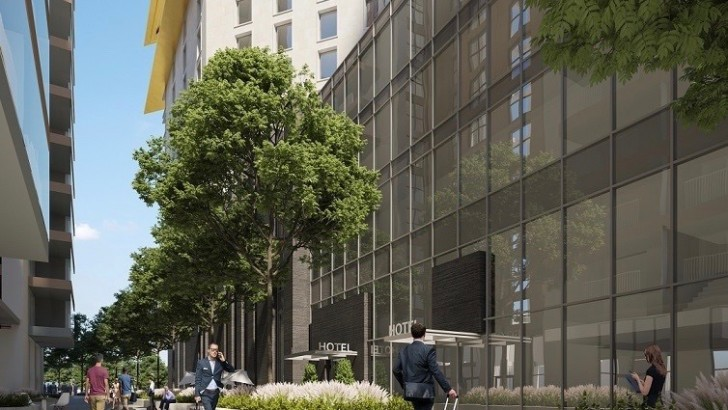 London: £203m from fund manager for Paddington hotel complex