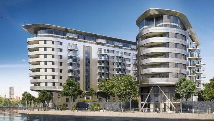 Manchester: transforming 'hidden gem' Pomona Island into a 'bustling new community'