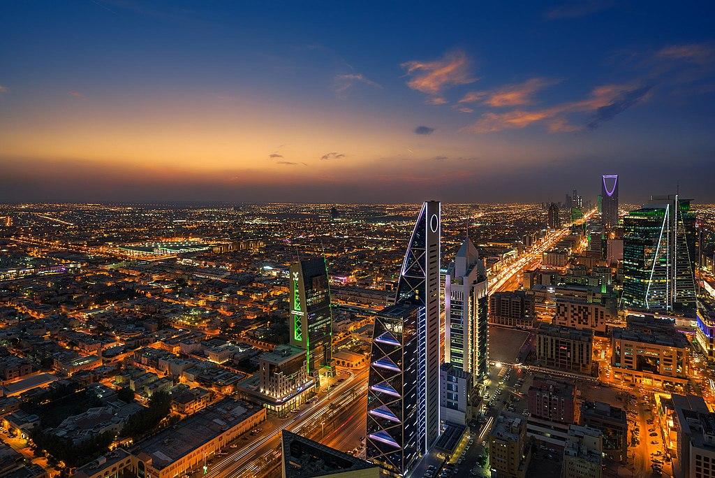 Riyadh, Saudi Arabia – Wikimedia Commons