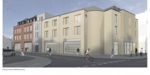 Planned hotel, gym and restaurant to head up Salisbury regeneration
