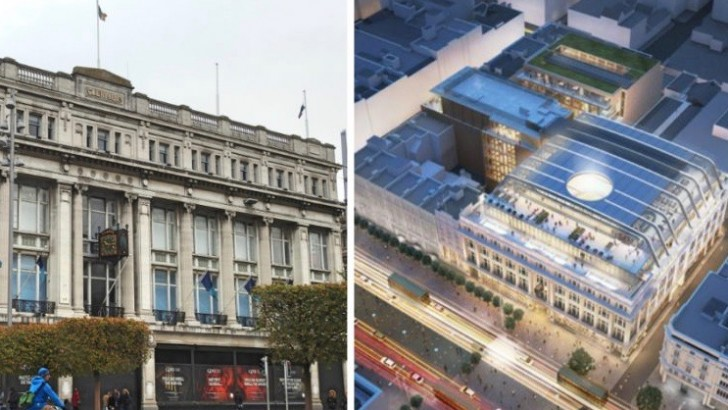 Dublin: Euro investment manager launches 'transformative' retail/leisure development