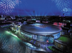 Everton's proposed new stadium