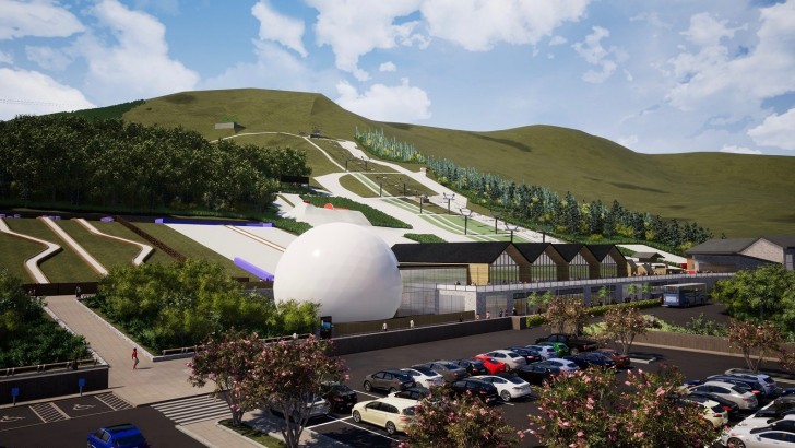 Midlothian Council shares its vision for expanded Snowsports Centre