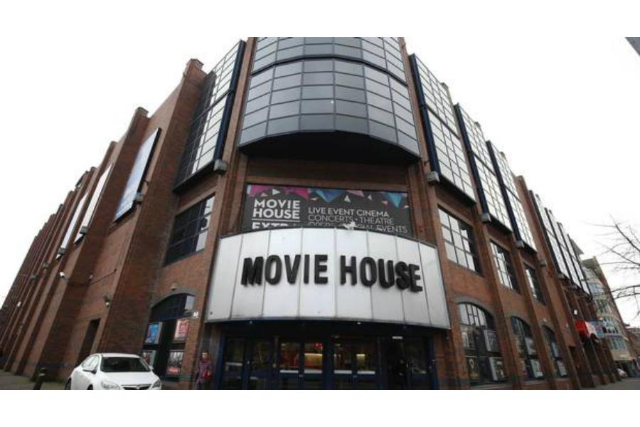 Belfast Dublin Rd Movie House