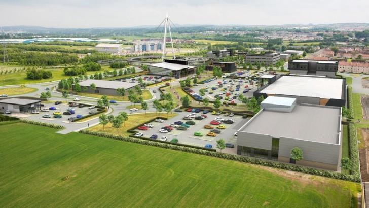 Falkirk Gateway development to get leisure & retail 'urban quarter'