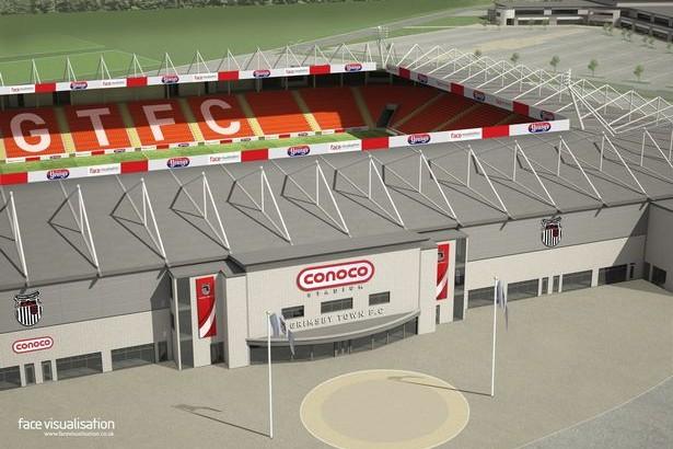 The long saga of Grimsby Town's dream new stadium