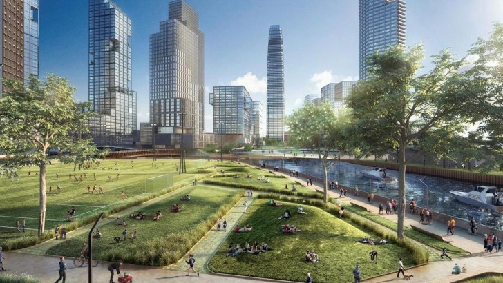 Chicago approves hotly contested Lincoln Yards waterfront 'mega-project'