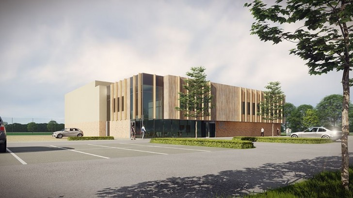 East Midlands: planning approval for new dry leisure centre