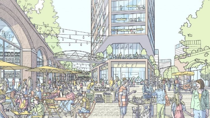 Manchester placemaking: £1bn Northern Gateway moves forward
