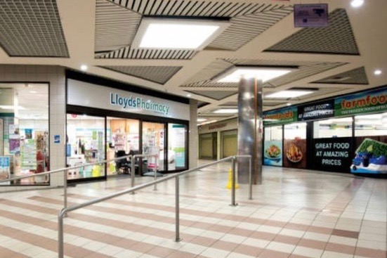 Scotland: £1 guide price Postings shopping centre sells for £310,000