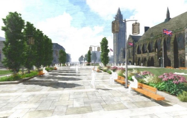 Rochdale Town Hall to undergo restoration and regeneration