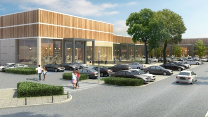 Daventry Council seeks new developer for retail/leisure project