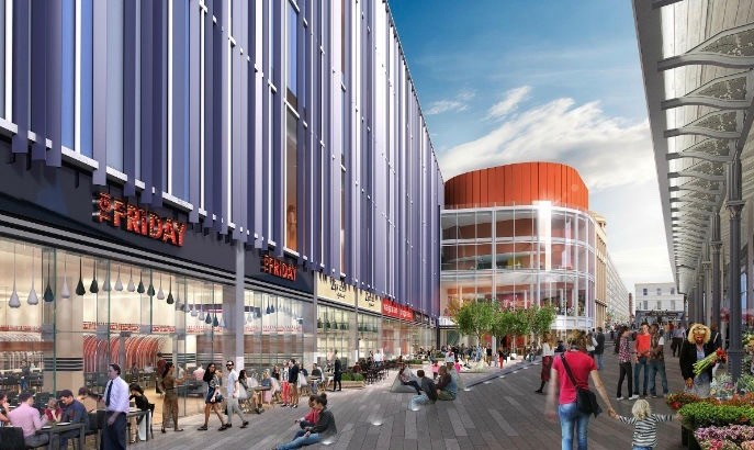 Preston Markets cinema and restaurant scheme to go ahead for 2021