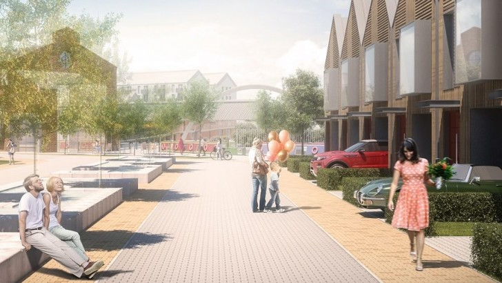 Coventry: developer drives mixed-use vision for Daimler Wharf