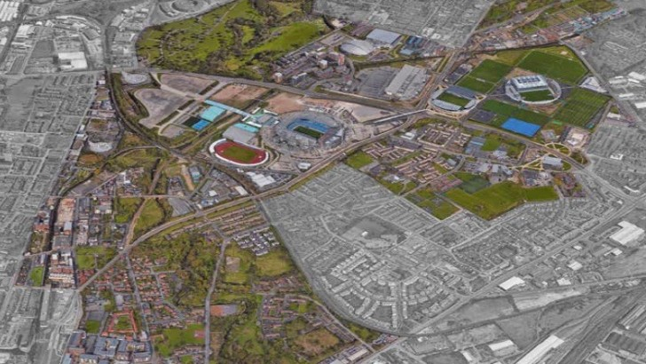 Manchester: potential for new arena in updated Eastlands masterplan