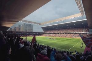 Power Court Luton FC pitch