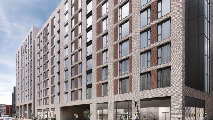 'Key' Leicester office block to include hotel, restaurant and gym