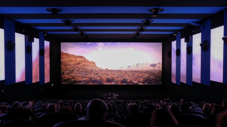 CGR's immersive premium format outperforms Imax in France
