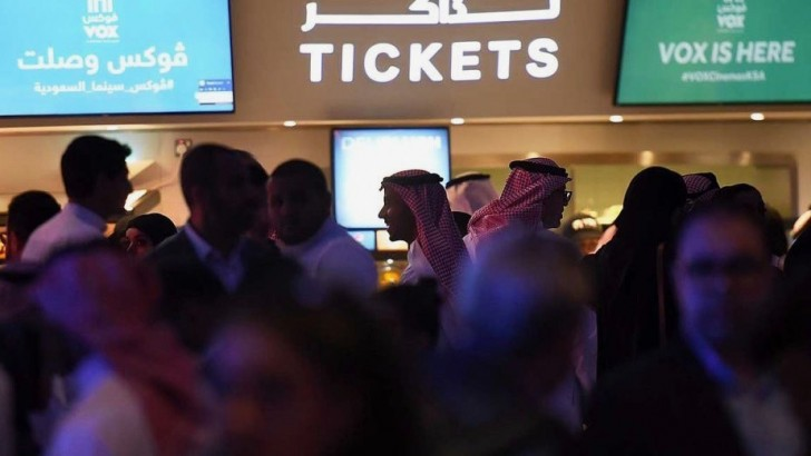 Vox Cinemas pledges $500m to build cinemas in Saudi Arabia
