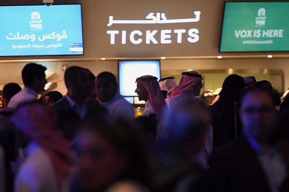 Fully owned by UAE-based conglomerate Majid al Futtaim, Vox recently opened a 15-screen theatre in Riyadh, bringing the total number of screens in Saudi Arabia to 31.