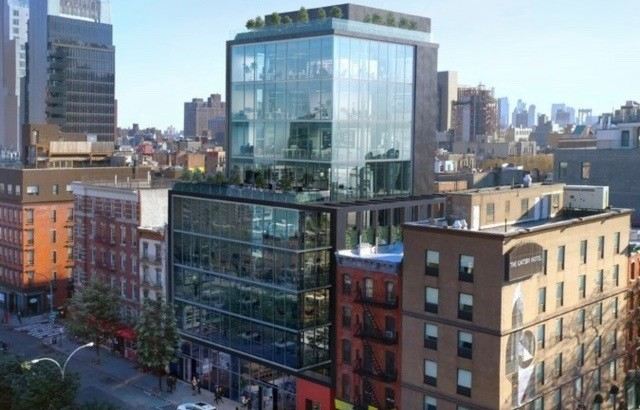 NYC's beloved Sunshine Cinema building to be demolished