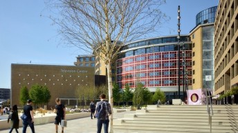 Mixed use Television Centre redevelopment shortlisted for top award