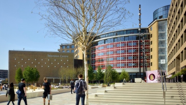 Image result for Television Centre and London Bridge station redevelopment among shortlist for top award