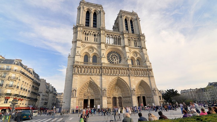 Global design competition to restore Notre Dame Cathedral