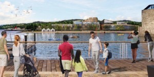 Plans revealed for £30m 'family holiday village' by Loch Lomond