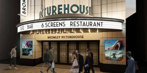 Restored Art Deco cinema to bring arthouse film to Bromley